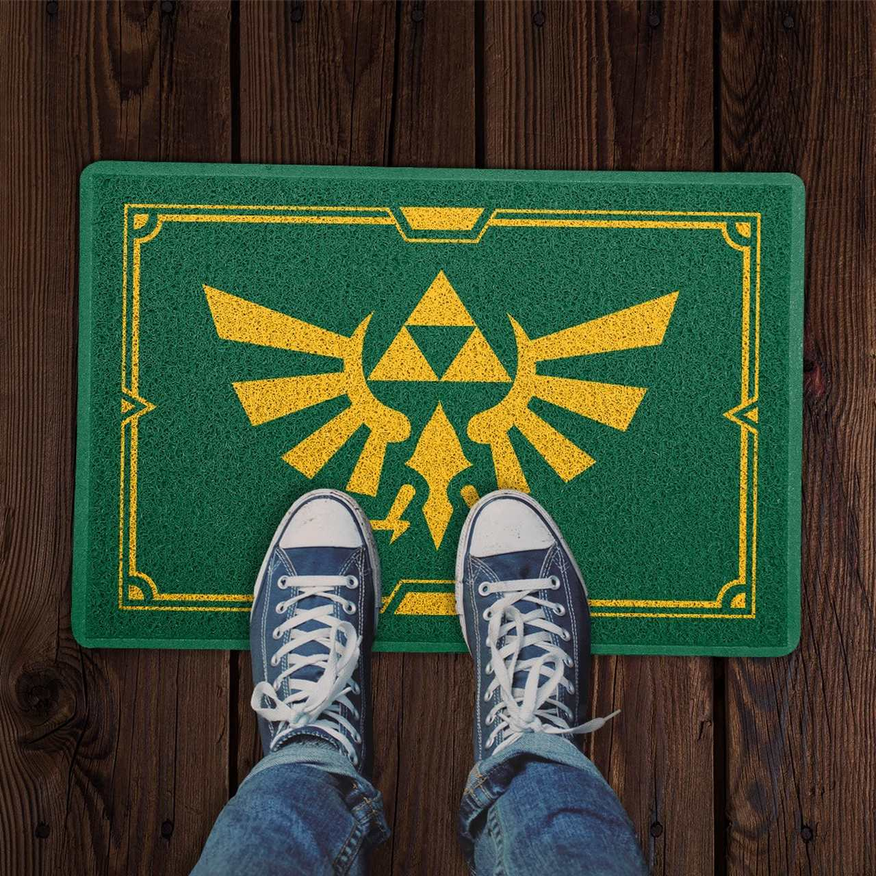 Capacho Triforce: The Legend of Zelda