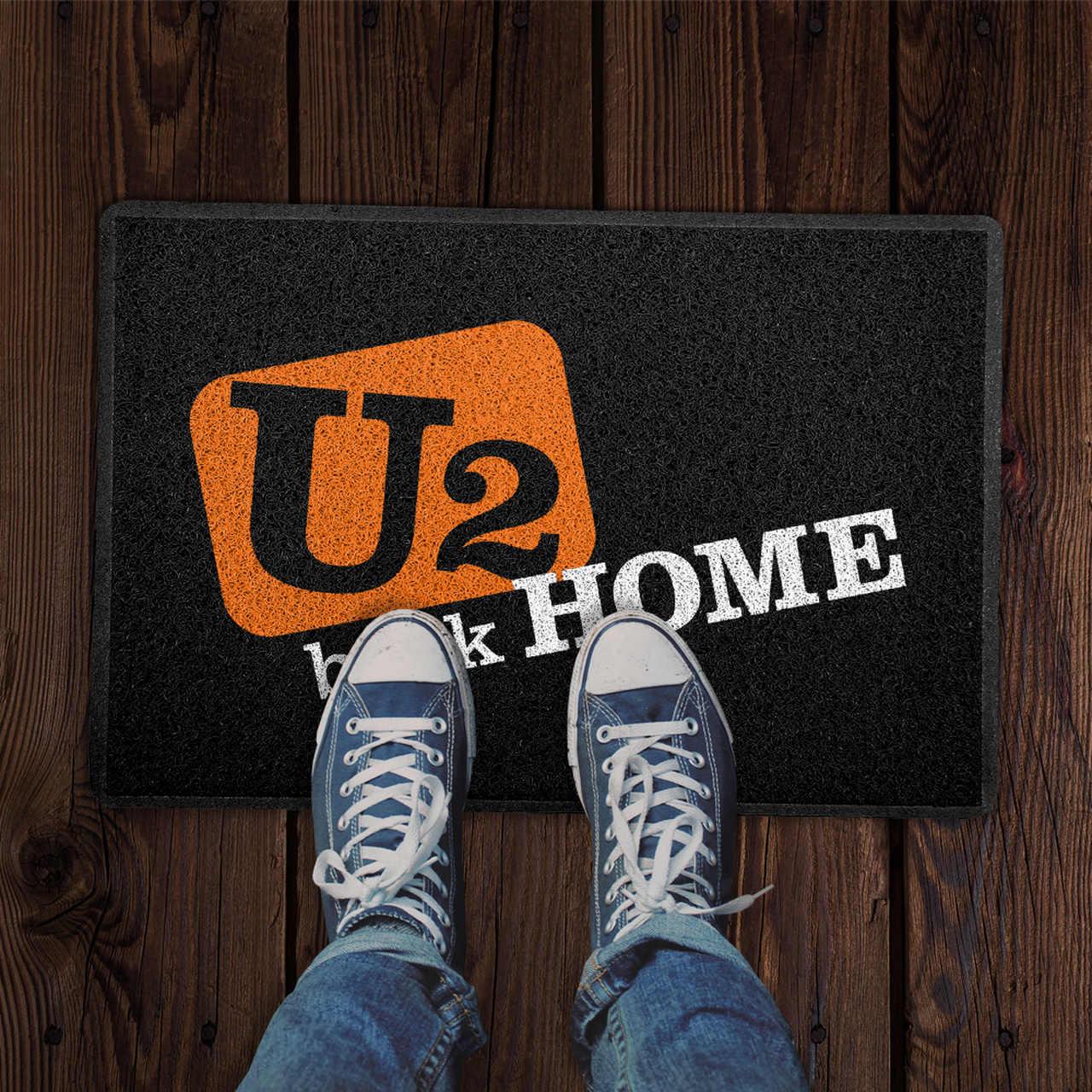 Capacho U2 Back Home