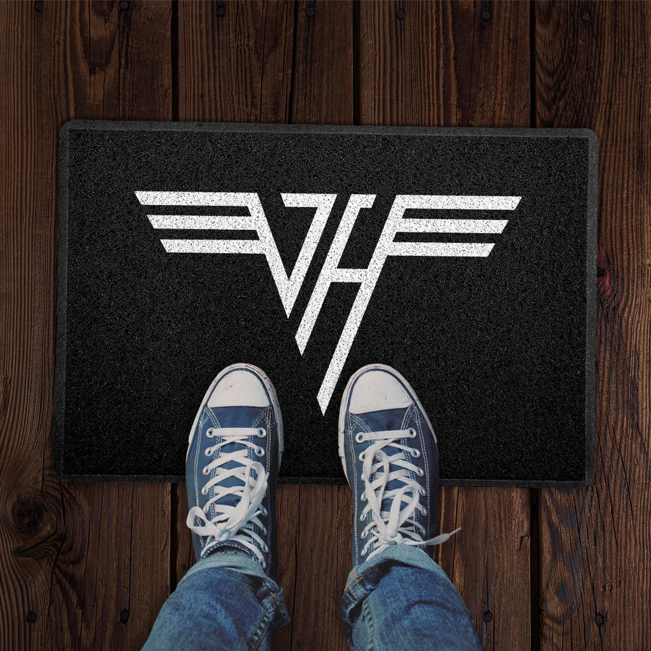 Capacho Van Halen