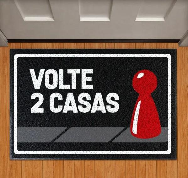 Capacho Volte 2 Casas Banco Imobiliário - EV