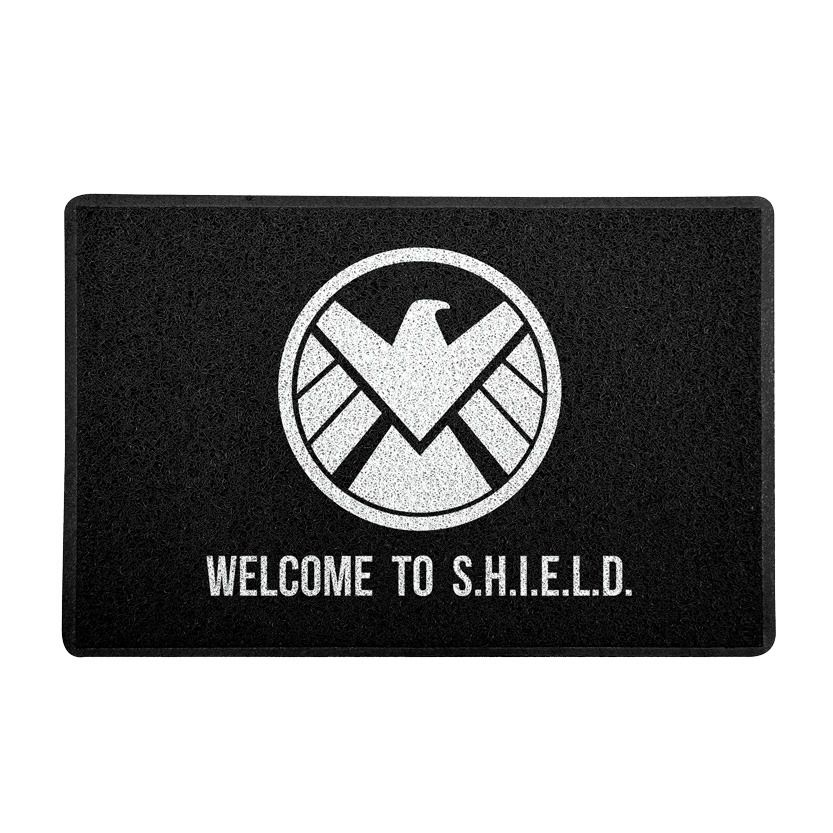 Capacho Welcome to S.H.I.E.L.D.: Agentes da S.H.I.E.L.D. - Marvel - Ev