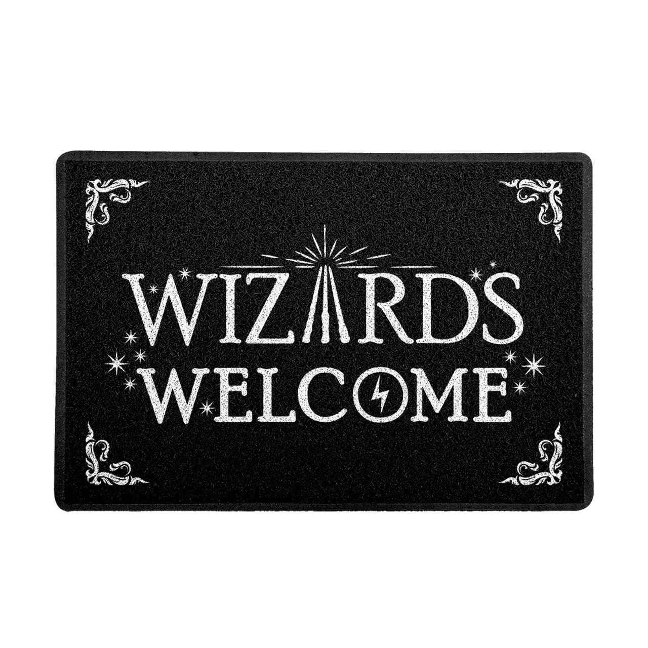 """Capacho """"Wizards Welcome"""": Harry Potter - EV"""