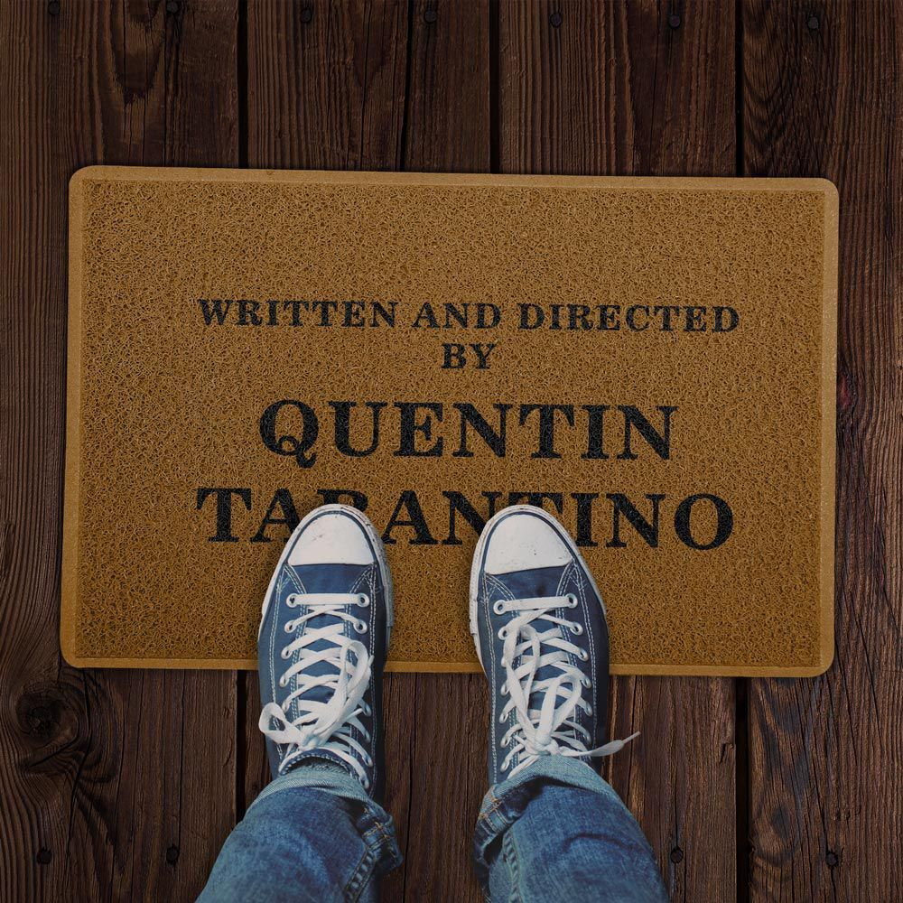 """Capacho """"Written and Directed By Quentin Tarantino"""""""