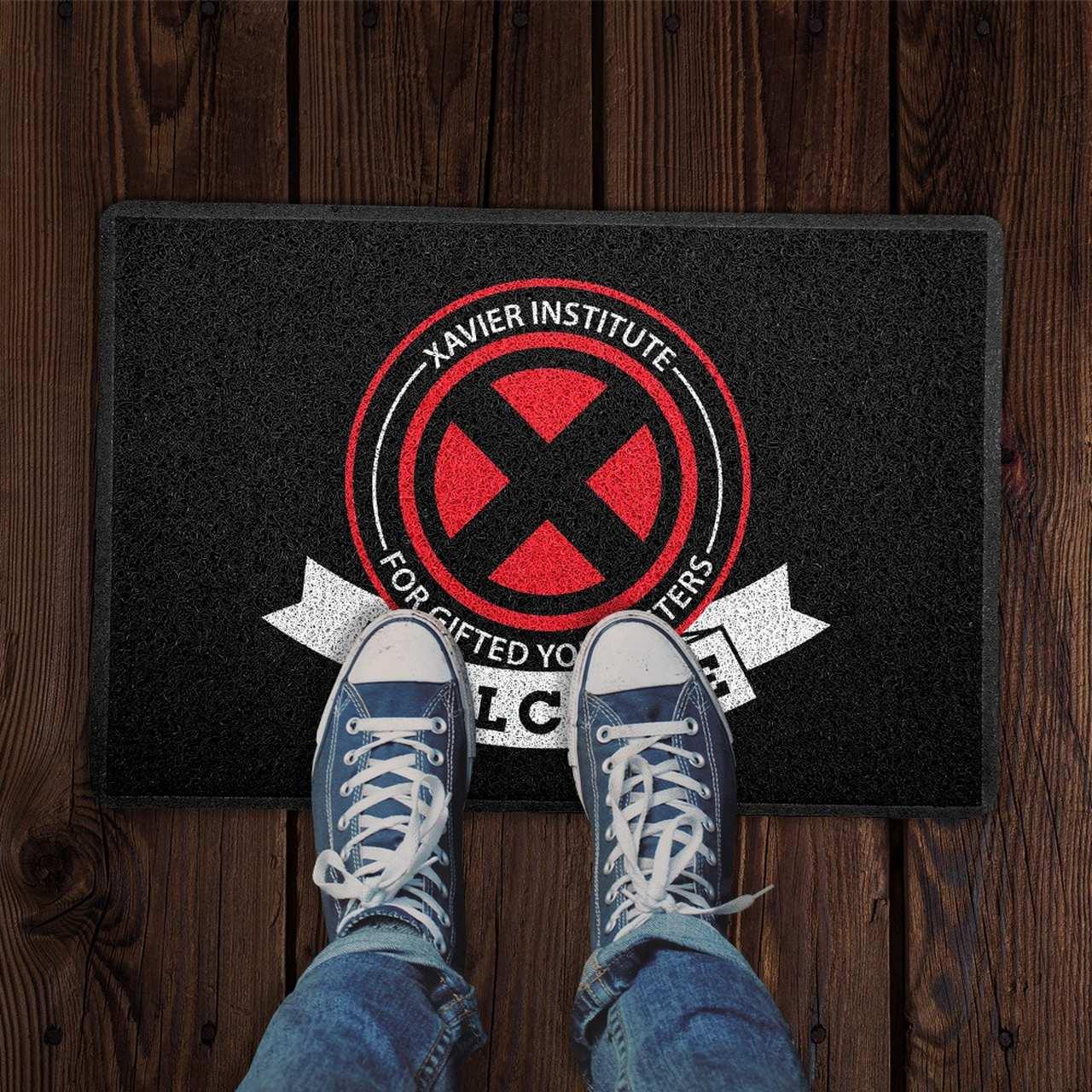 Capacho X-Men: Instituto Xavier - Marvel Comics (Preto) - EV