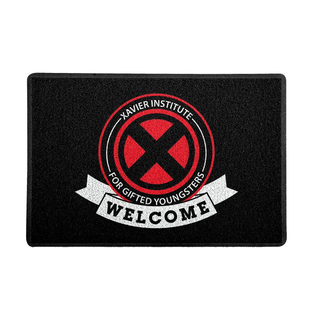 Capacho X-Men: Instituto Xavier - Marvel Comics (Preto)