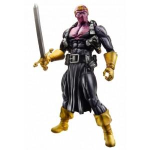 Capitão América Marvel Legends: Barão Zemo - Mandroid Baf