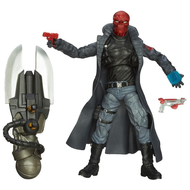 Capitão América Marvel Legends: Red Skull - Mandroid Baf