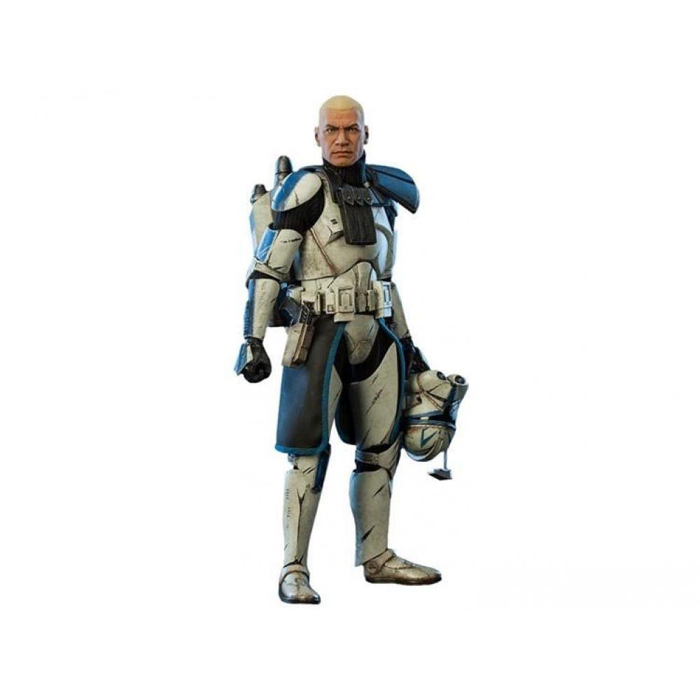 Capitão Rex Armor II Star Wars escala 1:6 - Sideshow