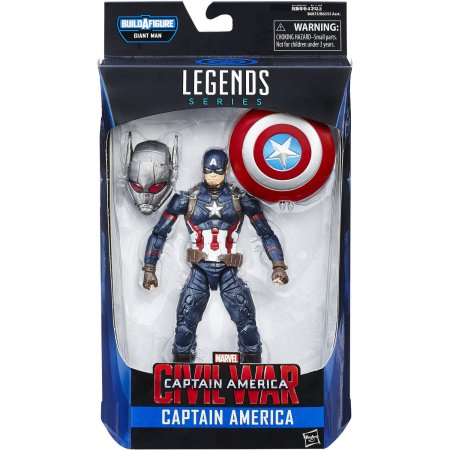 Captain America Civil War Marvel Legends - Ant man BAF