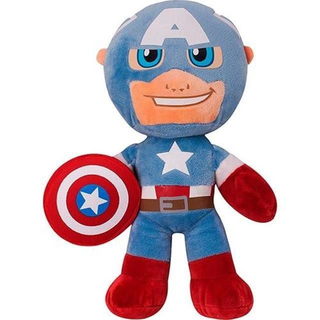 Captain America Pelucia Pequena - Buba
