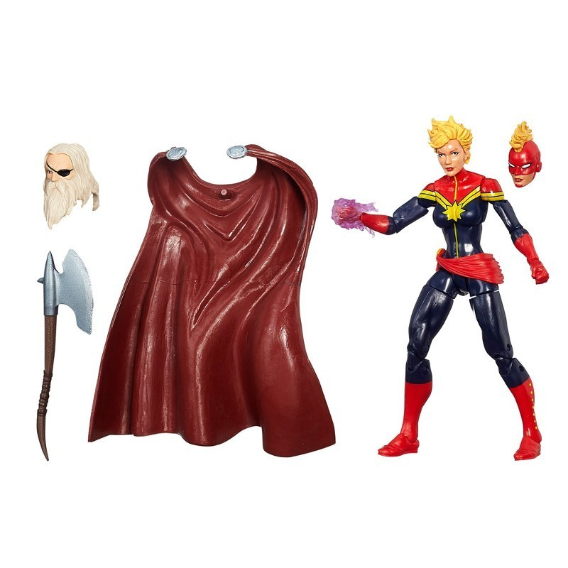 Captain Marvel Legends Infinite Series - Hasbro