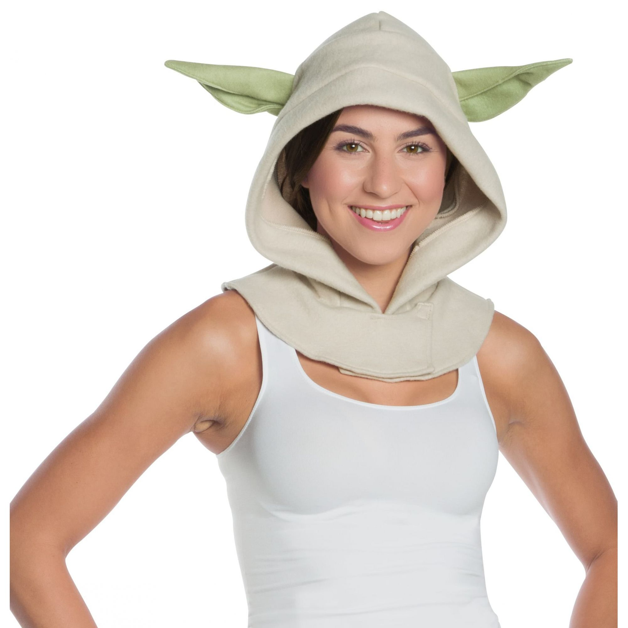 Capuz Mestre Yoda : Star Wars (Acessório Fantasia) - Rubies Costume - CD