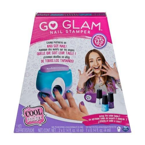 Carimbo de Unha (Go Glam Nail Stamper) Cool Maker - Sunny
