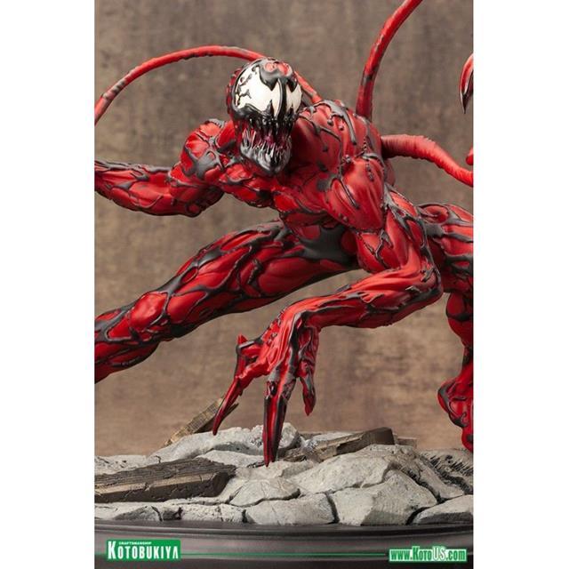 Carnage Fine Arts Marvel Estátua Escala 1:6 - Kotobukiya