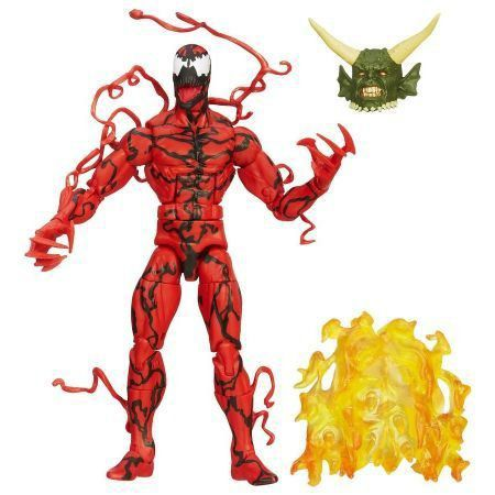 Carnage Marvel legends infinite - Hasbro