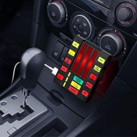 Carregador para Carro USB Knight Rider K.I.T.T. Super Máquina - ThinkGeek