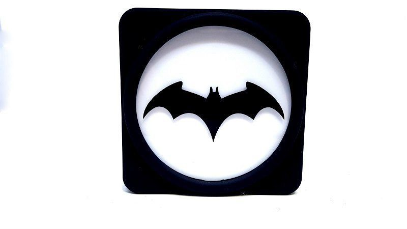 Carregador Power Bank Batman