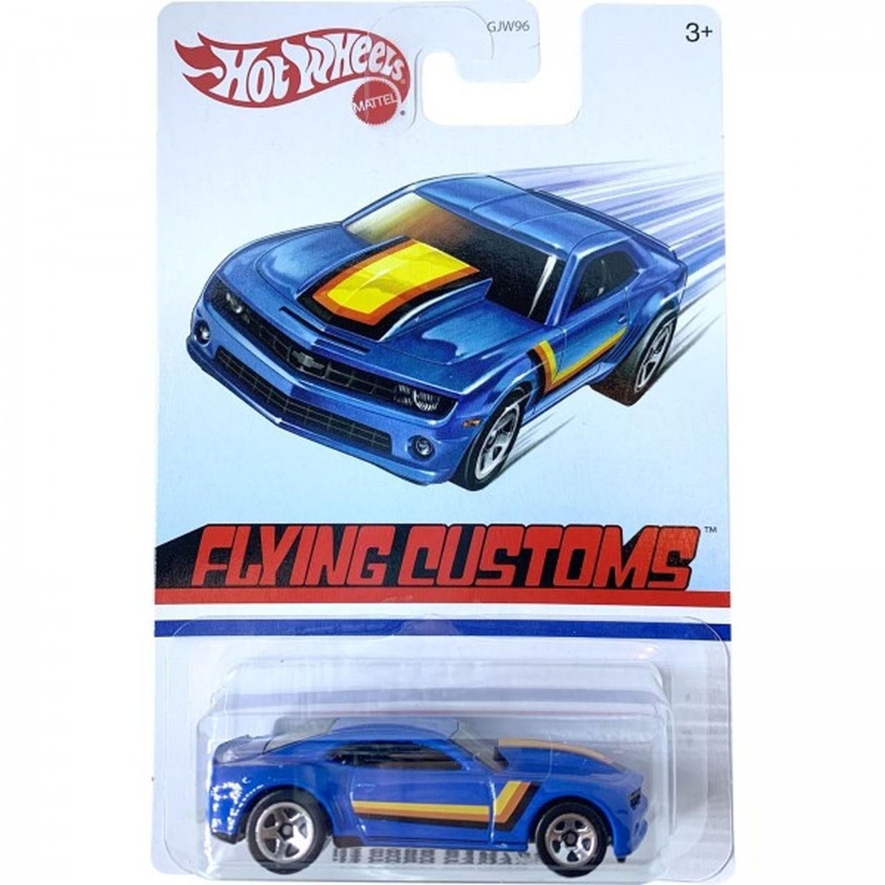 Carrinho '13 Copo Camargo (Flying Customs) GJW96 - Hot Wheels