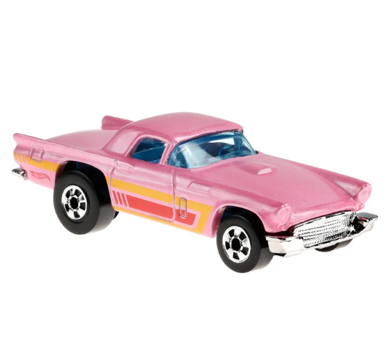 Carrinho '57 T-Bird (Flying Customs) GJW97 - Hot Wheels