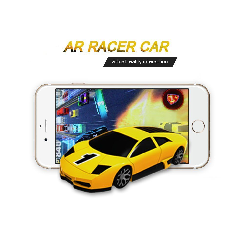 Carrinho AR Racer Speed Virtual (Android & IOS) - BlueHat