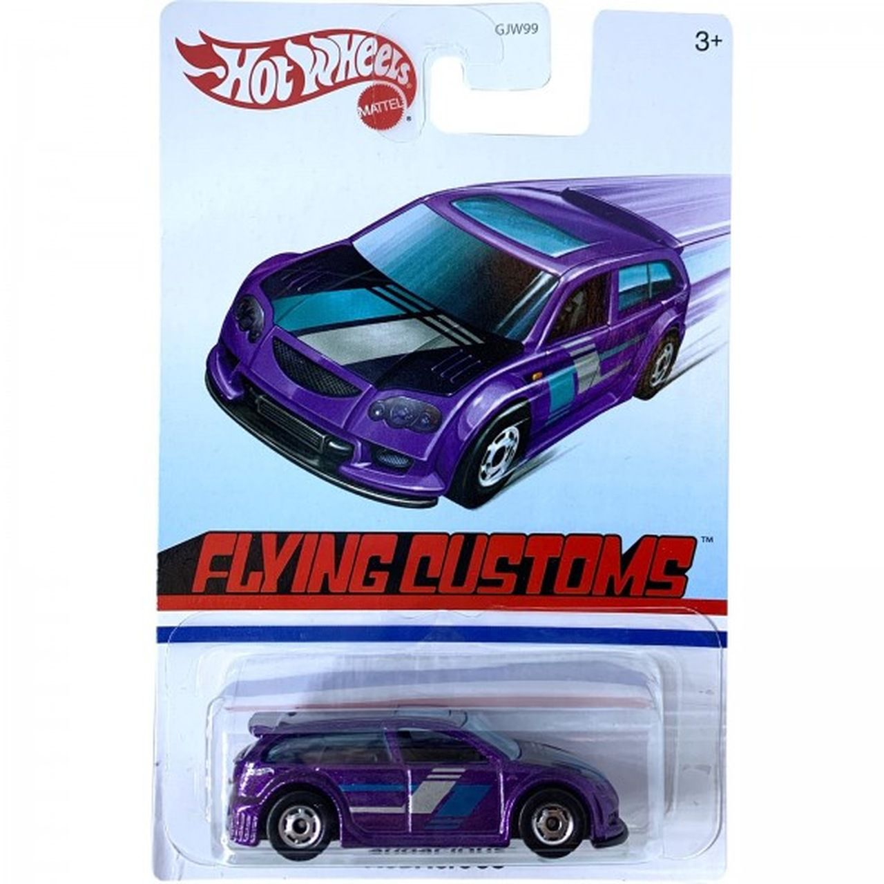 Carrinho Audacious (Flying Customs) GJW99 - Hot Wheels