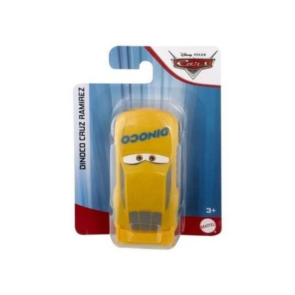Carrinho Cruz Ramirez Dinoco (GNW90) - Mattel