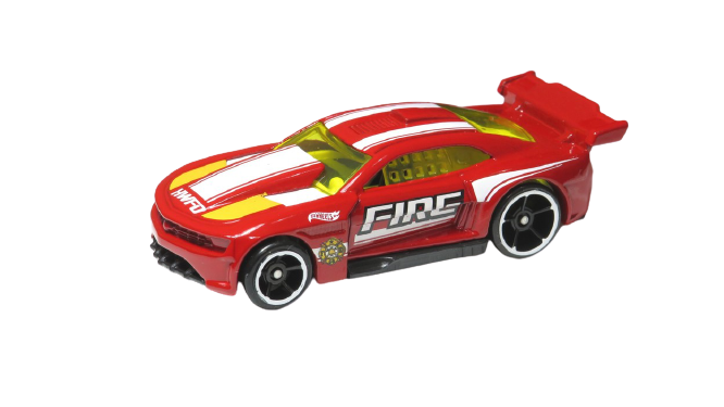 Carrinho Hot Wheels Custom '11 Camaro: Hot Wheels (DZAAH) HW RESCUE