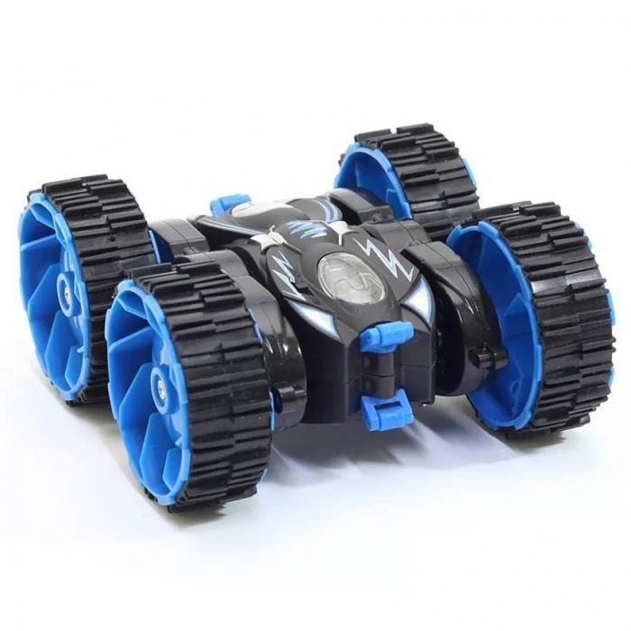 Carrinho De Controle Remoto: Turbo Ciclone (Azul) - DTC