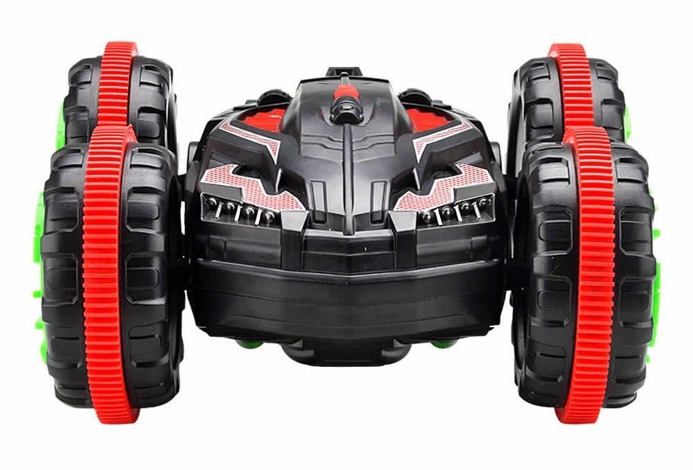 Carrinho De Controle Remoto: Turbo Ciclone (Vermelho) - DTC