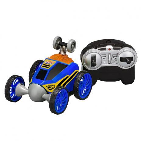 Carrinho De Controle Remoto: Turbo Spin (Azul) - DTC