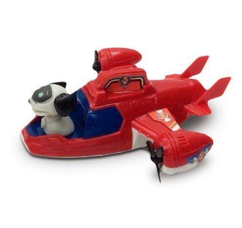 Carrinho de Fricção Robo Dog (Vermelho): Patrulha Canina