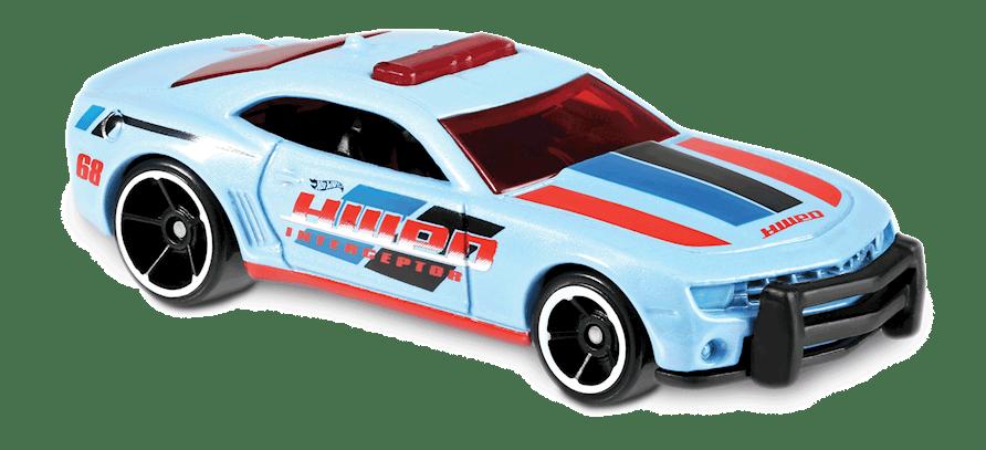 Carrinho Hot Wheels '10 Camaro SS (LUIJS) - Mattel