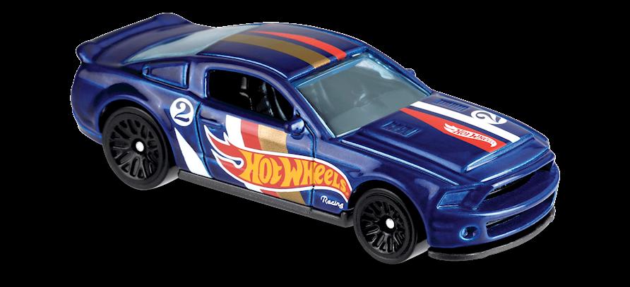 Carrinho Hot Wheels '10 Ford Shelby GT500 Super Snake (UOM1K) - Mattel