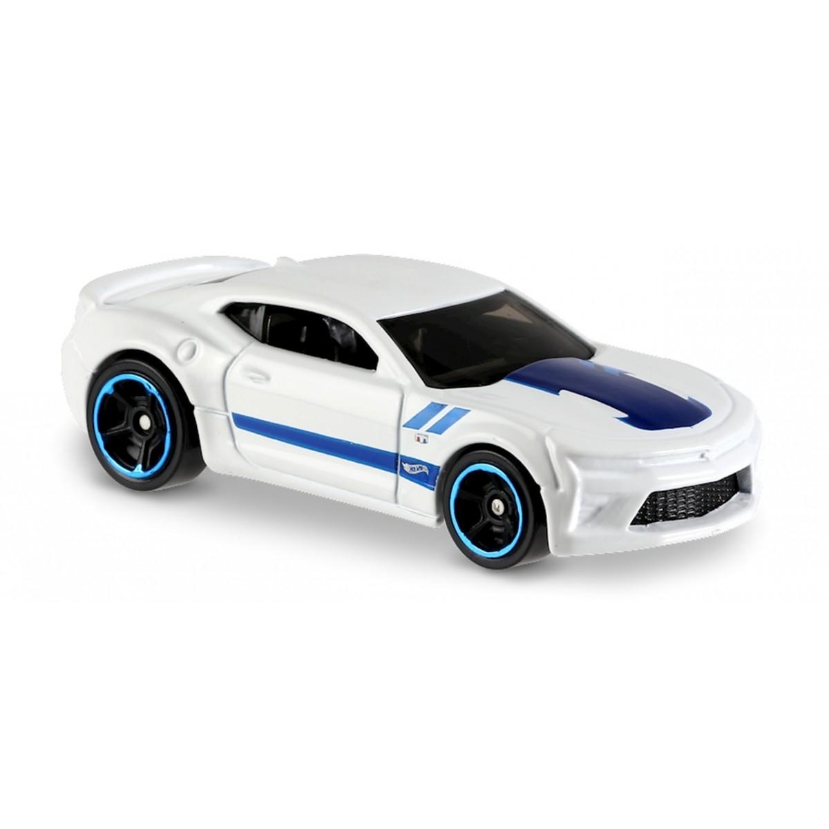 Carrinho Hot Wheels: '16 Camaro SS Branco