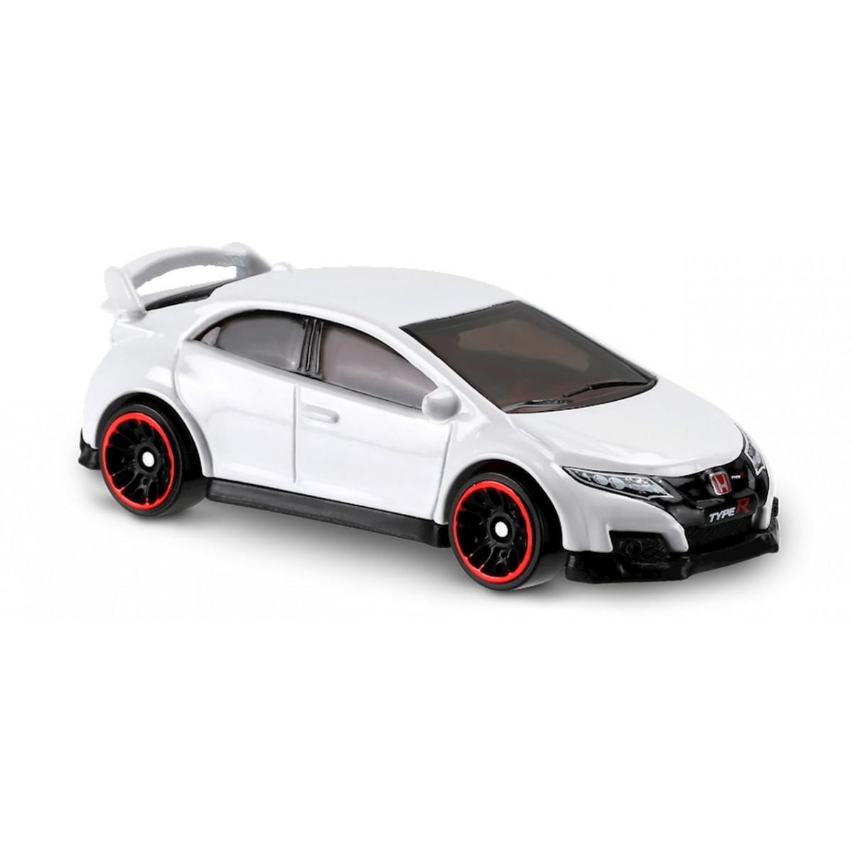 Carrinho Hot Wheels: '16 Honda Civic Type R Branco
