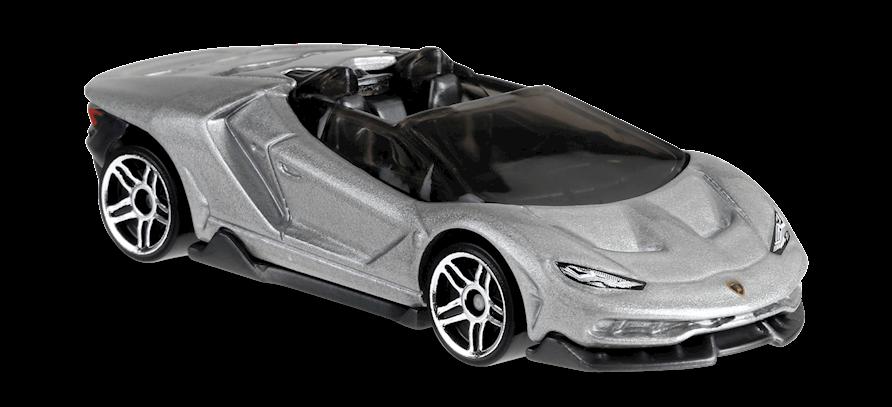 Carrinho Hot Wheels '16 Lamborghini Centenario Roadster (P06KQ) - Mattel