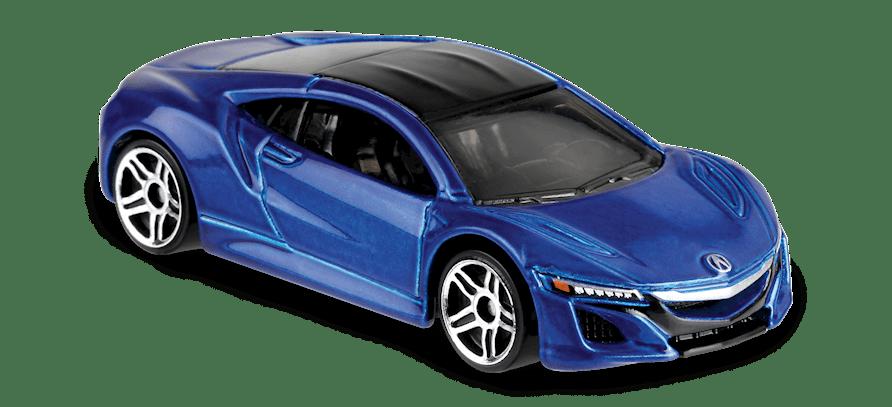 Carrinho Hot Wheels '17 Acura NSX (5UXRQ) - Mattel