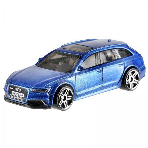 Carrinho Hot Wheels: '17 Audi RS 6 Avant (44GK3) - Mattel