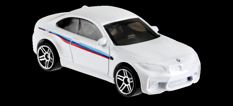 Carrinho Hot Wheels 2016 BMW M2 (7SMZP) - Mattel
