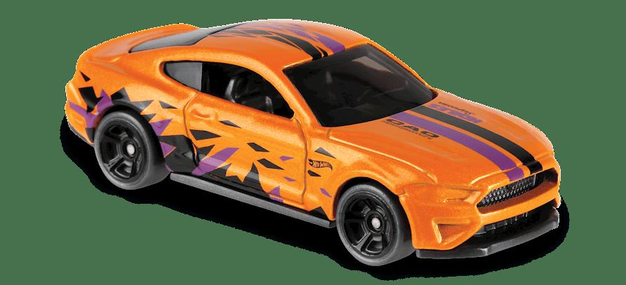 Carrinho Hot Wheels 2018 Ford Mustang GT (RTR8S) - Mattel
