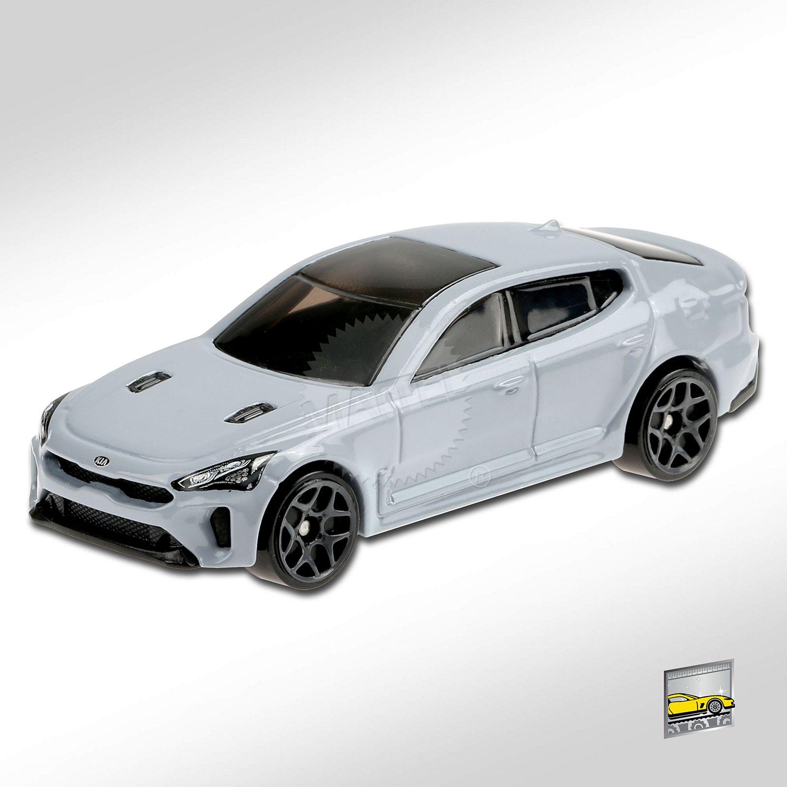 Carrinho Hot Wheels 2019 Kia Stinger GT (KRFWP) Factory Fresh - Mattel