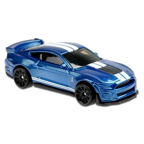 Carrinho Hot Wheels: 2020 Ford Mustang Shelby GT500 (SKSPW) Muscle Mania - Mattel