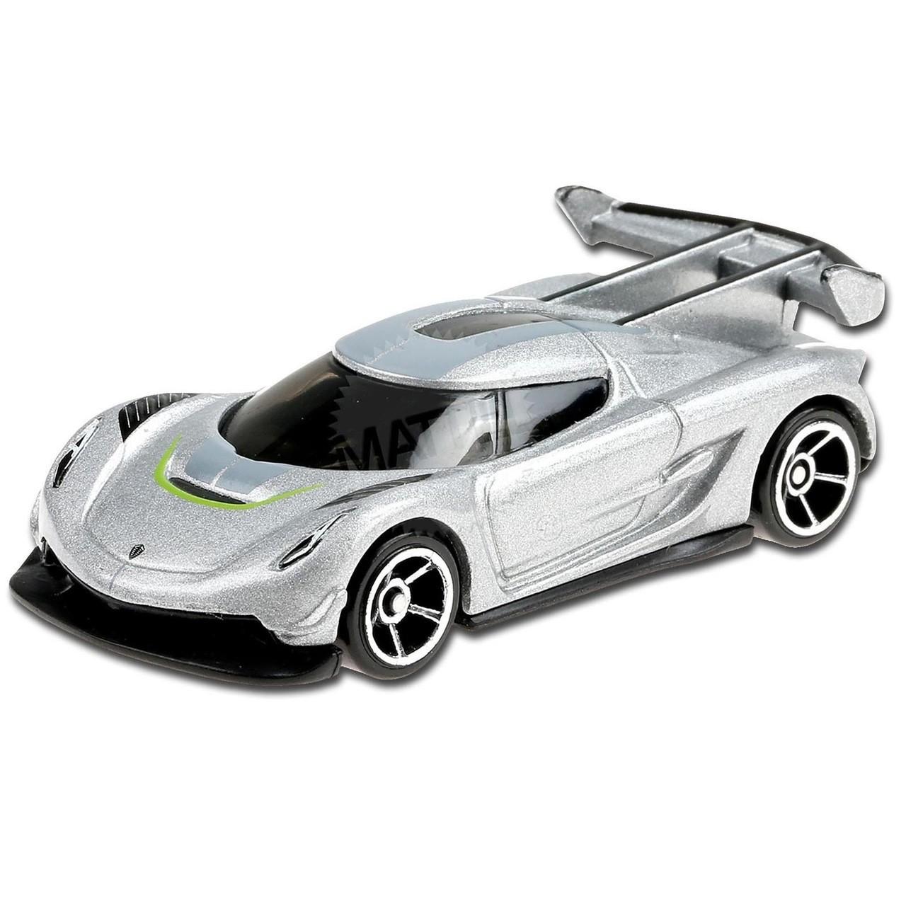 Carrinho Hot Wheels 2020 Keonigsegg Jesko (WBGH4) HW Exotics - Mattel