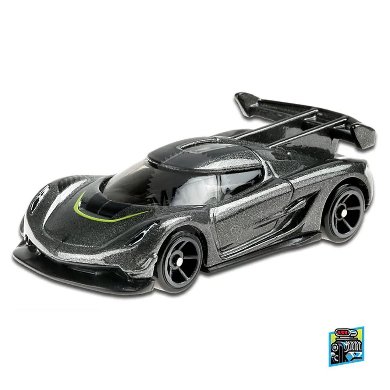Carrinho Hot Wheels: 2020 Koenigsegg Jesko HW Torque - Mattel