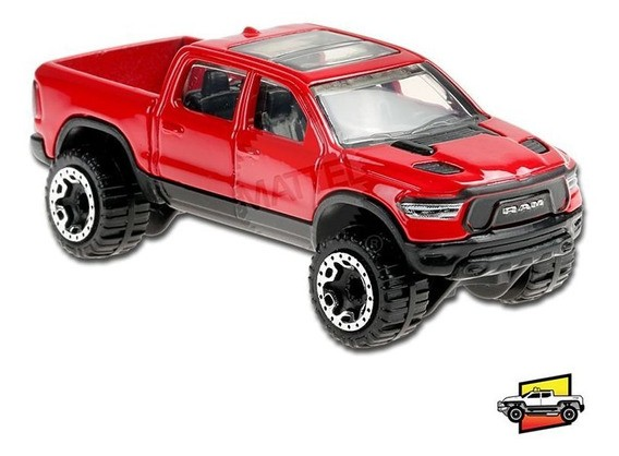 Carrinho Hot Wheels 2020 Ram 1500 Rebel (ZDOVK) HW Hot Trucks - Mattel