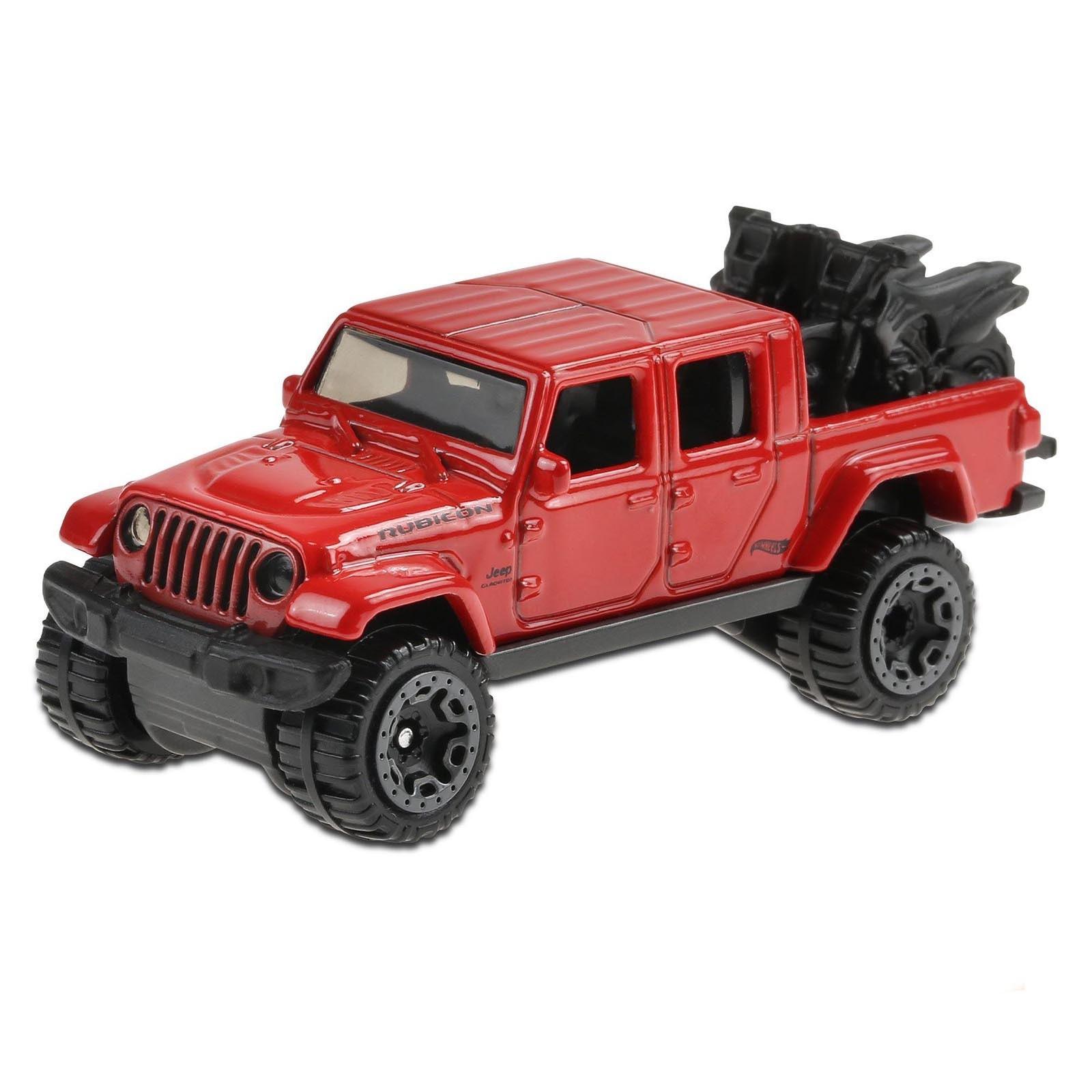 Carrinho Hot Wheels: 20 Jeep Gladiator (LZTSC) Baja Blazers - Mattel