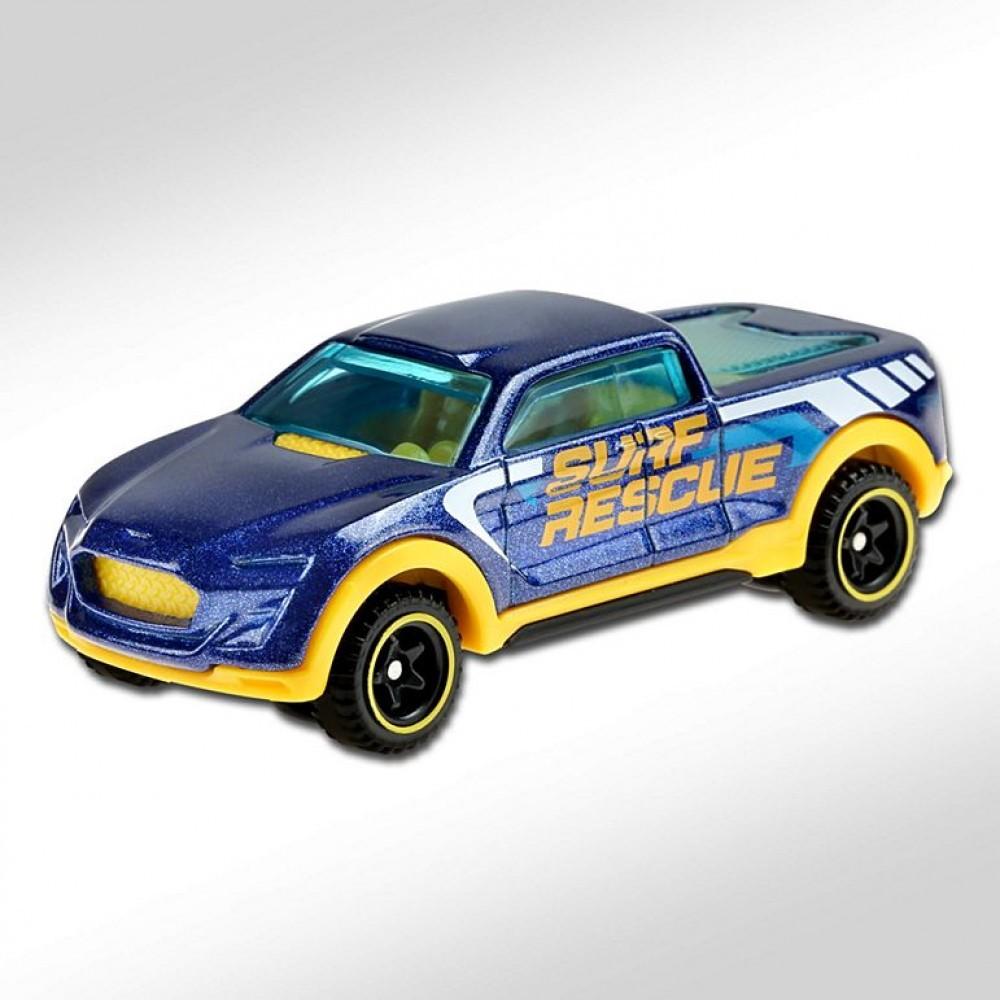 Carrinho Hot Wheels 2-TUFF (YOZHB) HW Rescue - Mattel