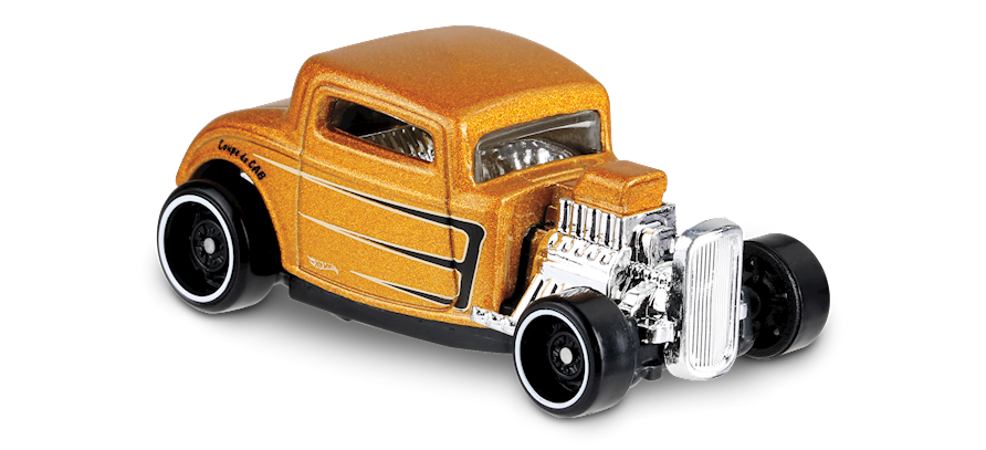 Carrinho Hot Wheels '32 Ford (7TH51) - Mattel