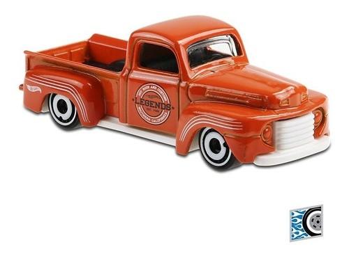 Carrinho Hot Wheels 49 Ford F1  (JOTZR) Rod Squad - Mattel