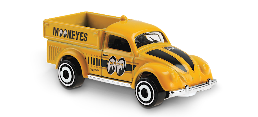 Carrinho Hot Wheels: 49 Volkswagen Beetle Pickup - ( Rod Squad ) - VCKMA